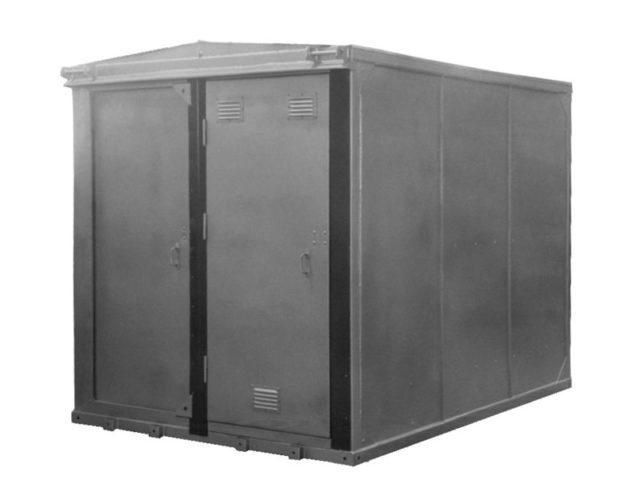Блок-боксы для размещения аппаратуры ЭХЗ