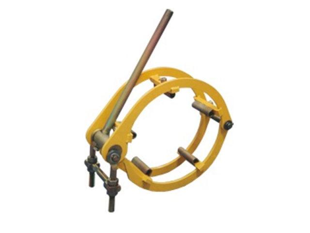 Центраторы ручные эксцентриковые для сварки труб DN 57-325