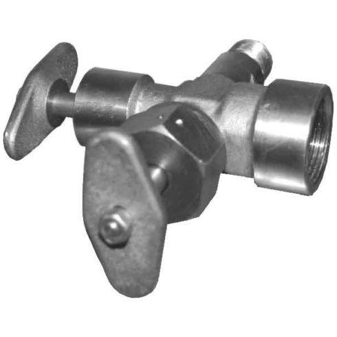 Клапан запорный DN 15 PN 15