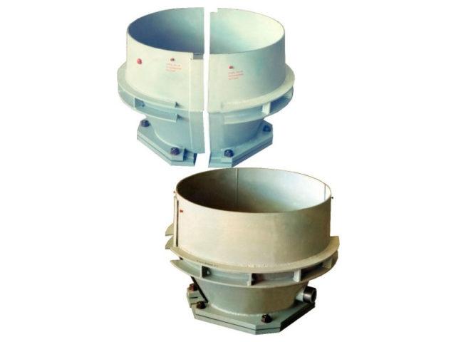 Технология и комплекс технологического оснащения для ремонта железобетонных башмаков опор ЛЭП-500