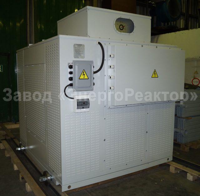 Сухой дугогасящий агрегат